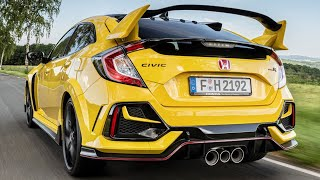 2021 Honda Civic Type R Limited Edition — Interior, Exterior and Drive