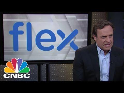 FLEX CEO: An Innovation Powerhouse | Mad Money | CNBC