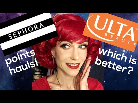 FREE Makeup/Skincare Haul | Sephora vs Ulta Points Redemptions thumbnail