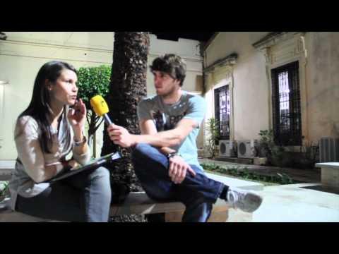 Paraguaytrip - UNI besuch (5 Musiker aus Lingen in Asuncion)
