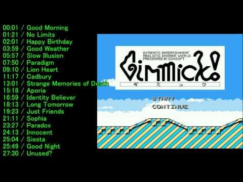 Nes:Gimmick! Soundtrack
