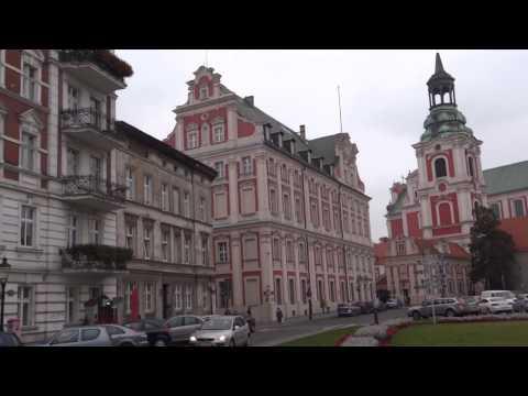 Spacer po centrum Poznania i jego Starym Mieście