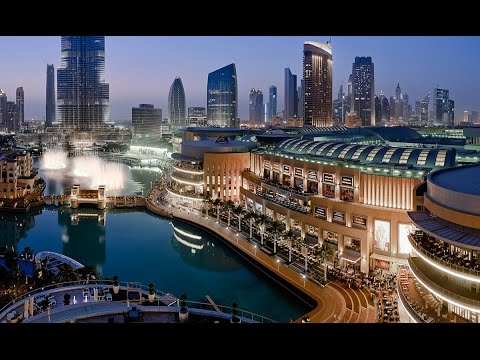 Dubai's Luxury Mega Mall Documentary 2017