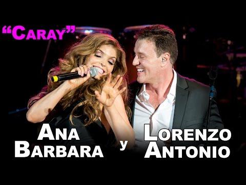Lorenzo Antonio y Ana Barbara -