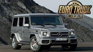 Mercedes-Benz G-Class ETS2 - Euro Truck Simulator 2 ETS2 v1.27 I Car Mod