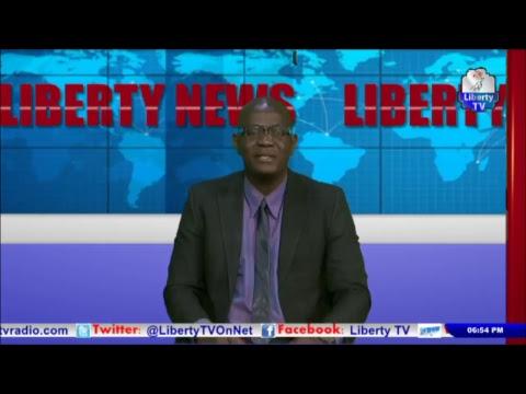 Liberty World News @6pm 24th August, 2017
