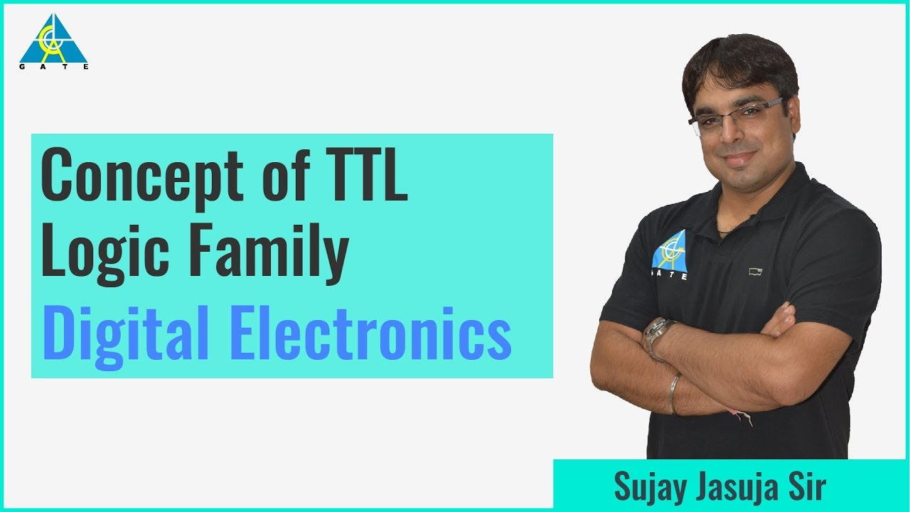Concept Of Ttl Logic Family With Questions Digital Electronics This Is A Diode Transistor Dtl Nand Gate Circuit Using Bipolar Academy