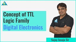 Concept of TTL Logic Family with Questions | Digital Electronics