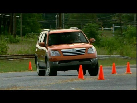 MotorWeek Road Test: 2009 Kia Borrego