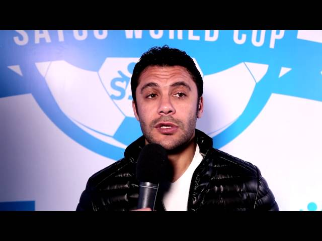 2016 SATUC Tournament, Ahmed Hassan's speech ( ساتوك- Sheikha Al-Thani)