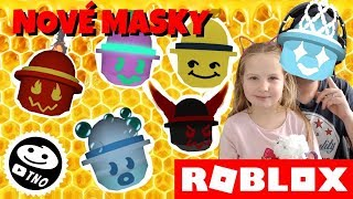 NEW MASKS in the VČELIČKÁCH [New 🐝] Bee Swarm Simulator | Roblox | Daddy and Yohana CZ/SK