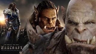 Фильм по Warcraft, Overwatch, Diablo 3, Starcraft II и косплей. Репортаж с Blizzcon 2015.,