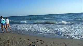 Отдых в Крыму 2012 - Пляж пос.Штормовое- Майами в Украине(, 2012-08-19T12:14:17.000Z)
