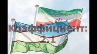 Прогноз на матч Узбекистан   Иран