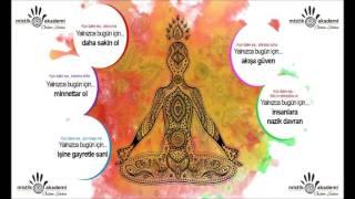 Cekim Yasasi Meditasyonu Ozlem Sahin