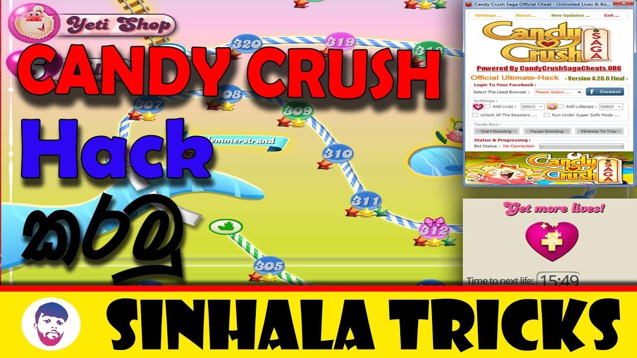candy crush saga cheats android no root