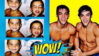 DOLAN TWINS from 1 to 17 years old! [Ethan & Grayson through the years]