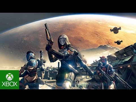 Official Destiny: The Taken King – Legendary Edition Trailer