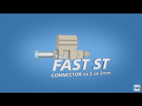 FASTConnect® ST connector instructions for 2 or 3mm cable