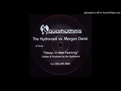 The Hydronaut - Deep In The Feeling [AQUA-9609]