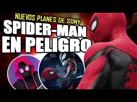 ¿SPIDER-MAN FUERA DEL UCM? El acuerdo de Sony y Marvel puede cambiar por Venom | Explicación