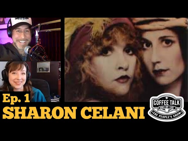 #1282 Stevie Nicks changed my Life! The Magic of Rock n Roll | Sharon Celani
