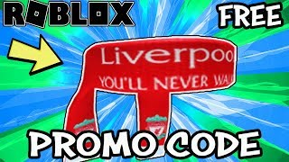 [PROMO CODE] How To Get the Liverpool FC Scarf (Roblox) - FREE ITEM