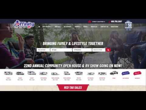 Subscribe to Affinity RV