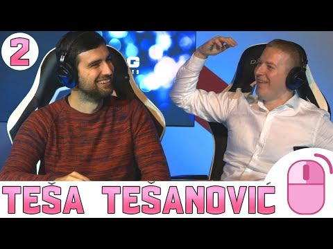 DESNI KLIK Teša Tešanović II - Nikada nismo objavili snimak gde sam zamalo stradao, to je zla sreća.
