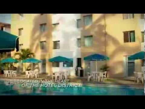 Stay your winter at Manzanillo Santa Barbara Suites & Hotel