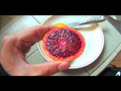 blood orange moro
