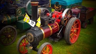 Abbey Hill Steam Rally 2016 (With Dorset Steam Boy)