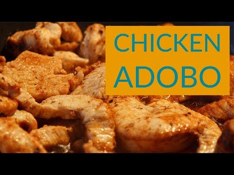 Chicken Adobo recipe How to cook in the Instant Pot with Rod R Elmore