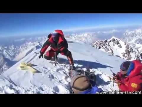 Alan Arnettes Summit of K2