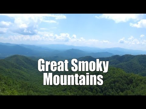 Backpacking the Great Smoky Mountains - 4 days 64 miles