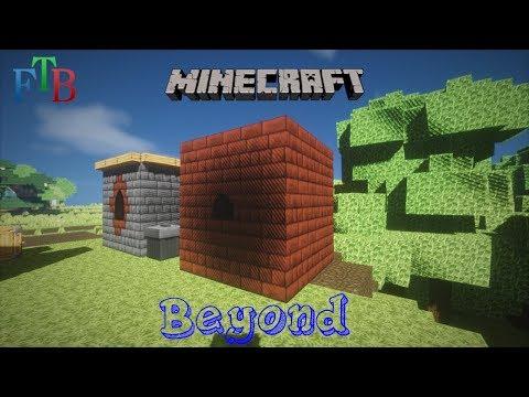 Let´s Play Minecraft Beyond - Empowerer und Alloy Smelter #24