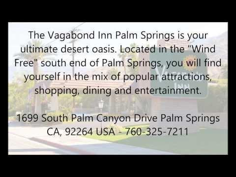 Hotels with free breakfast in Palm Springs -- Vagabondinn.com