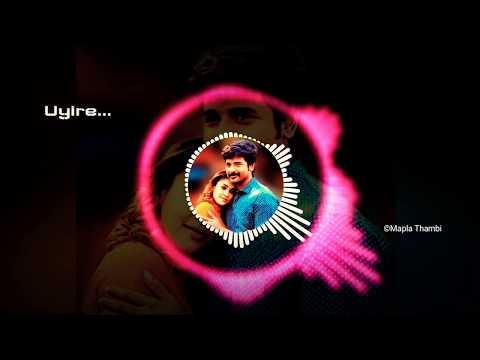 Uyire en urave Velaikaran love song  whatsapp status video  Mapla Thambi