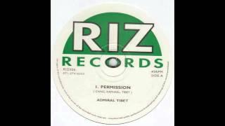 Admiral Tibet - Permission + dub
