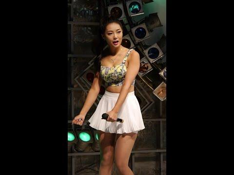 150705 동대문밀리오레 오로라(Aurora) - 따따블 (나영) 직캠 by 수원촌놈