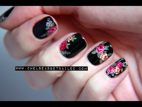 Doc Martens Floral Inspired