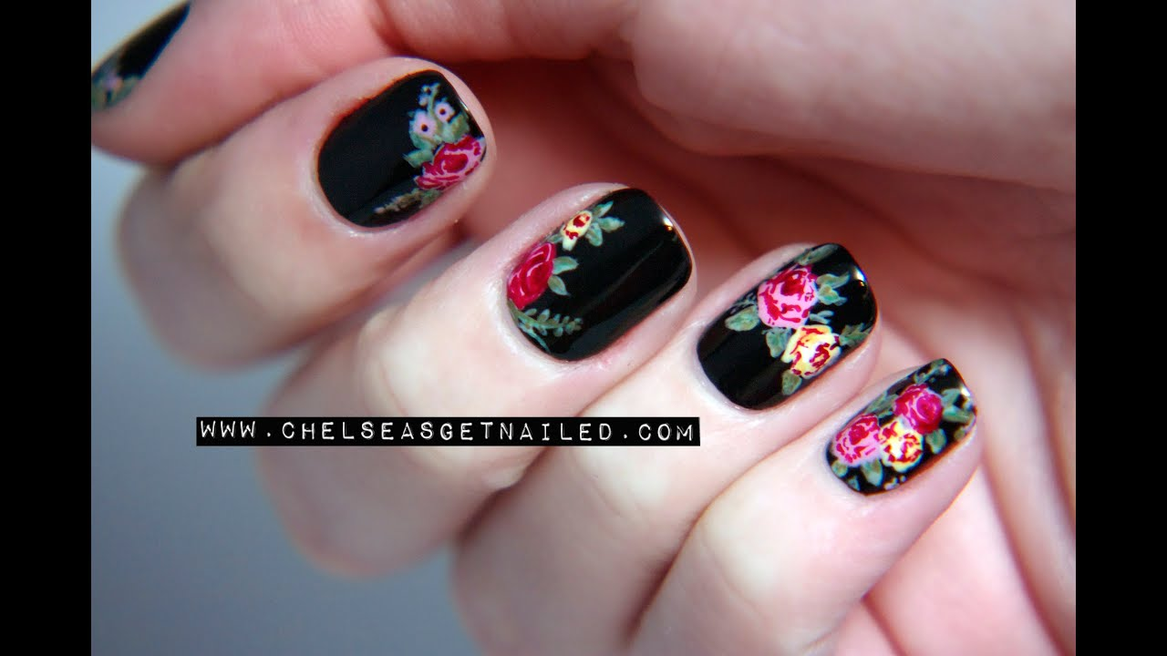 Doc martens floral inspired youtube prinsesfo Gallery