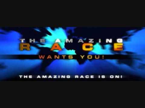AMAZING RACE SONG