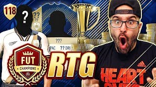YES!!! WE BOUGHT MORE GOATS!! *NEW TEAM* FIFA 18 Ultimate Team Road To Fut Champions #118 RTG