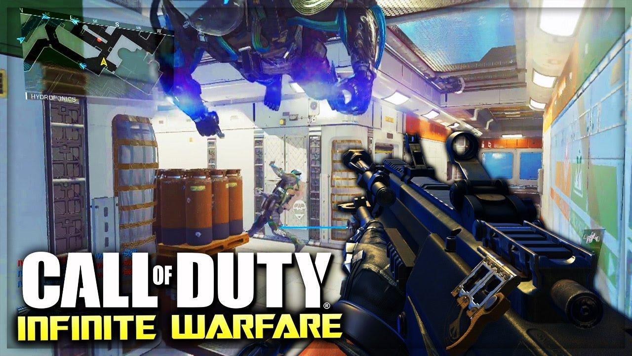 infinite warfare multiplayer beta ps4 gameplay call. Black Bedroom Furniture Sets. Home Design Ideas