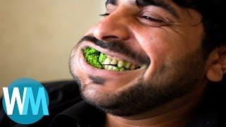 Top 10 Aliments qui peuvent être MORTELS !