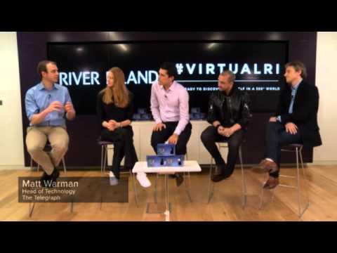 Virtual RI: Google Hangout