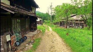 江戸時代の町並みが残る長野県「大平宿」