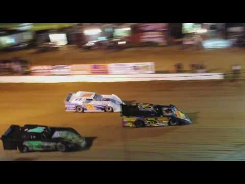 Late model trophy dash from Lake Cumberland Speedway 5/13/17