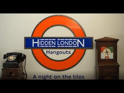 Hidden London Hangouts S2E2 - A Night On The Tiles
